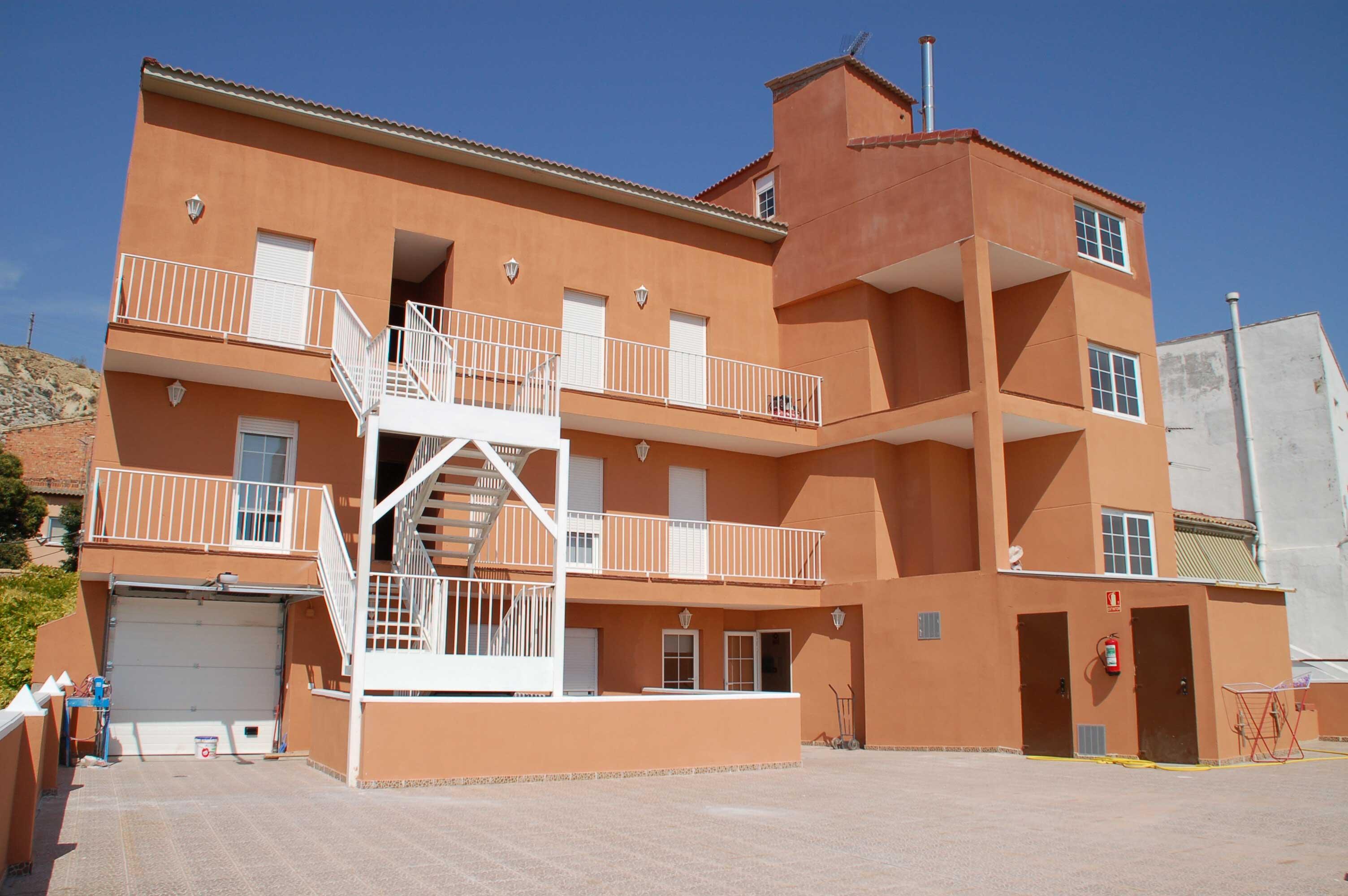 Residencia de ancianos Juslibol Zaragoza